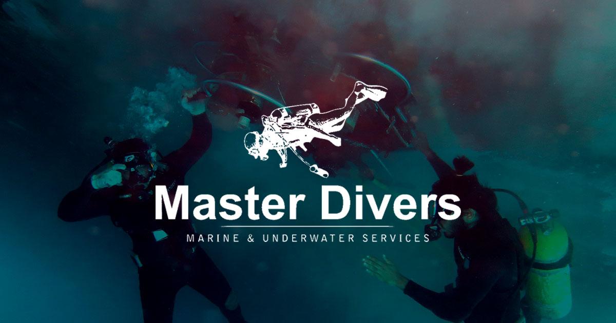 MasterDivers - Pioneers of Marine Services in Sri Lanka